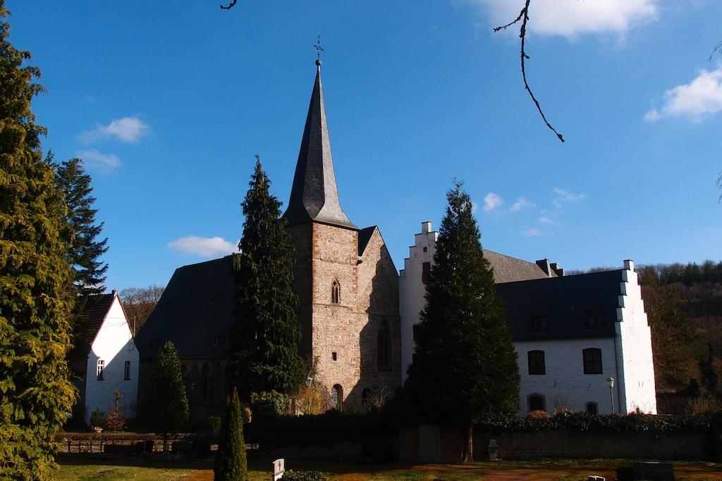 Ehem. Kloster Wenau mit St. Katharina